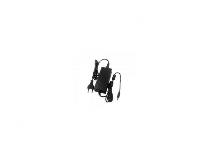 7275 1 plastovy adapter pro napajeni led pasku 42w 3 5a