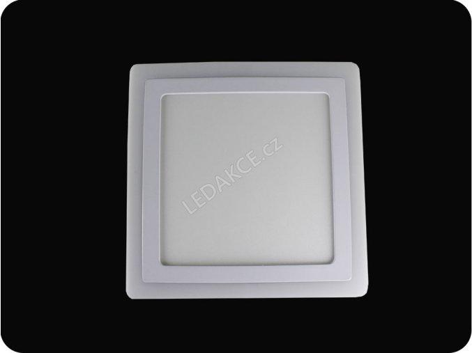 Led Panel 22W, S Bočním Světlem, 1800Lm (Barva světla Studená bílá)