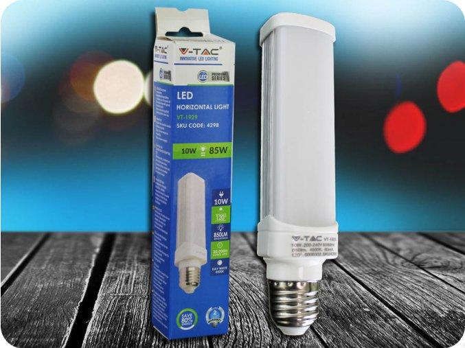 E27 Led Žárovka 10W Do Stropnic (Barva světla Teplá bílá)