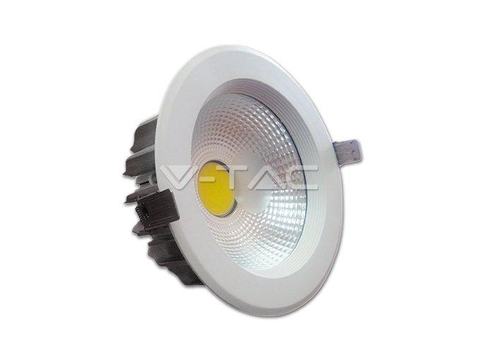 LED SVÍTIDLO COB, 20W (Barva světla Teplá bílá)