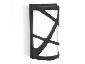 Nástěnná Lampa, E27 Patice, Matná Černá, Ip54  + Zdarma záruka okamžité výměny!