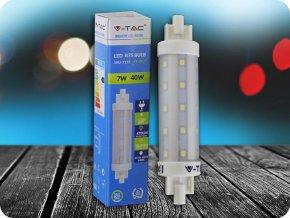 R7S Led Žárovka 7W (Barva světla Studená bílá)