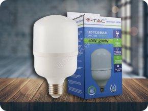 E27 Led Žárovka 40W, Big Corn (Barva světla Studená bílá)