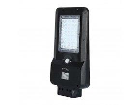 LED solární pouliční svítidlo 15W (1600Lm), IP65