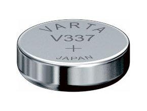 16196 varta v377 silver 1 55v