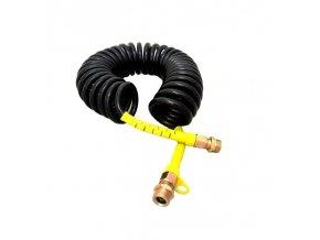 Vzduchová hadice M16, 5,5m, žlutá