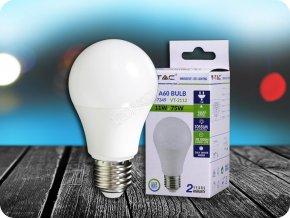 E27 LED ŽÁROVKA 11W (1055lm), A60 (Barva světla Studená bílá)