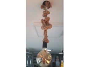 1628 2 dekorativni lano na e27 1 5m