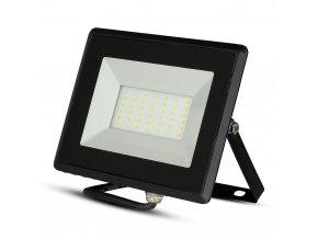 50W LED reflektor (4250lm), černý (Barva světla Studená bílá)