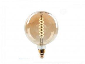 E27 LED Filament Retro žárovka 8W (500Lm), G200, stmívatelná, 2000K