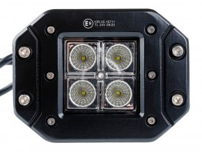 LED pracovní světlo 10W (720lm), 12-24V, IP67