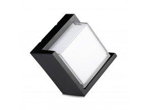 LED nástěnné / stropní svítidlo 12W (1200 lm), IP65, čtvercové