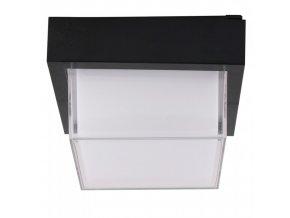 LED nástěnné / stropní svítidlo 12W (1200 lm), IP65, čtvercové (Barva světla Neutrální bílá)