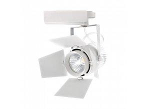 LED kolejnicové svítidlo 33W, bílé (2640lm), 24-60 °, SAMSUNG chip (Barva světla Studená bílá)
