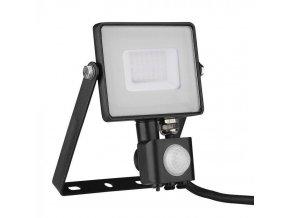 30W LED reflektor se senzorem SMD, SAMSUNG chip (Barva světla Studená bílá)