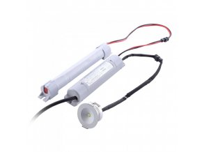 17507 1 vt 503 3w led emergency downlight colorcode 5500k