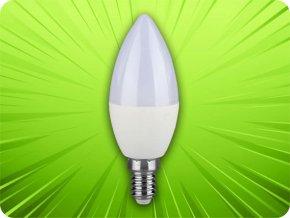 17780 vt 1855 5 5w led candle bulbs colorcode 2700k e14