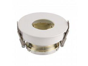 18650 vt 873 gu10 fitting round white gold