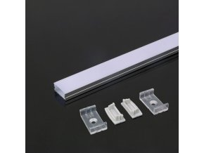 18848 vt 8108 w aluminum pcb 20mm profile 2000 23 5mm 10 4mm white housing