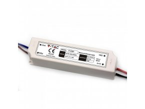 18929 vt 22061 60w led plastic slim power supply 12v ip67
