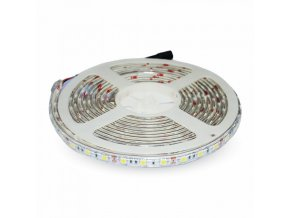19028 vt 5050 30 5w led strip colorcode 6000k ip65