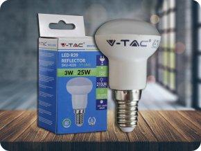 E14 Led Žárovka 3W, R39 (Barva světla Neutrální bílá)