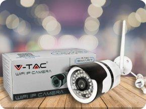 1080P IP 2 Way Audio Kamera, noční režim, IP65