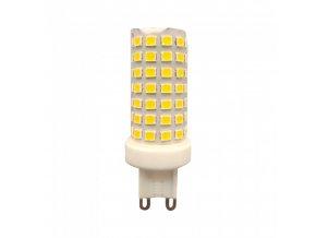 G9 LED ŽÁROVKA 6W (550LM) (Barva světla Studená bílá      6400K)