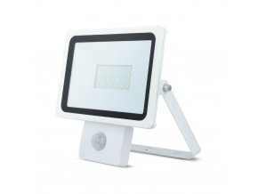 LED reflektor se senzorem EVO 20W (1600lm), bílý