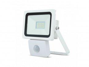 LED reflektor se senzorem EVO 10W (800lm), bílý (Barva světla Neutrální bílá)