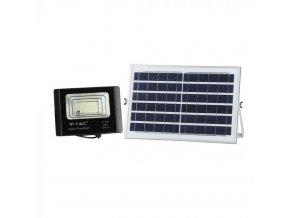 20933 4 solarni panel se solarnim reflektorem 12w 550lm ip65 5000mah 6000k