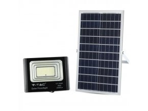 20945 4 solarni panel se solarnim reflektorem 35w 2450lm ip65 15000mah 6000k