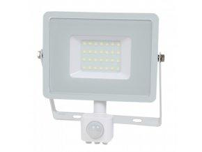 30W LED reflektor se senzorem SMD, bílý, SAMSUNG chip (Barva světla Studená bílá)