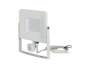 50W LED reflektor se senzorem SMD, SAMSUNG chip, bílý
