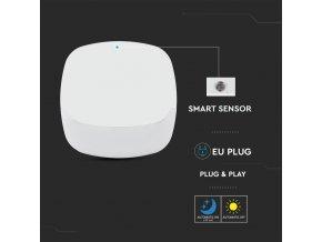 LED noční světlo 0,5W do zásuvky, čtvercové, SAMSUNG chip