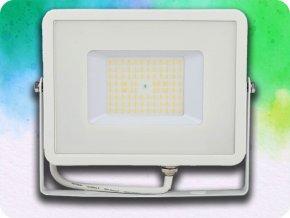 50W LED reflektor, 120lm/W, (6000lm), bílý, Samsung chip (Barva světla Studená bílá 6400K)