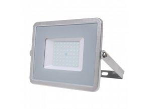50W LED reflektor, 120lm/W, (6000lm), šedý, Samsung chip (Barva světla Studená bílá 6400K)