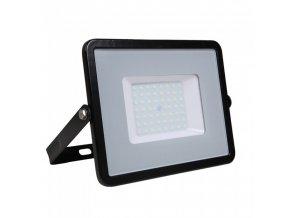 100W LED reflektor, 120lm/W, (12000lm) černý, Samsung chip (Barva světla Studená bílá 6400K)