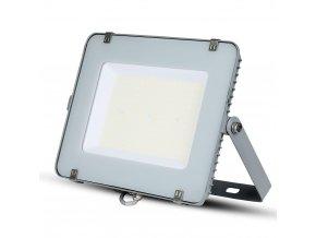 150W LED reflektor, 120lm/W, (18000lm), šedý, Samsung chip (Barva světla Studená bílá 6400K)