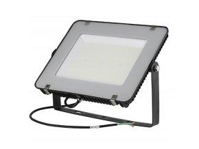 200W LED reflektor, 120lm/W, (24000lm) černý, Samsung chip (Barva světla Studená bílá 6400K)