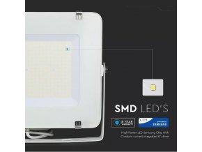 200W LED reflektor, 120lm/W, (24000lm), bílý, Samsung chip