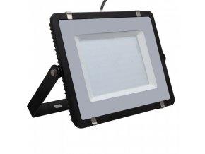 300W LED reflektor, 120lm/W, (36000lm) černý, Samsung chip (Barva světla Studená bílá 6400K)