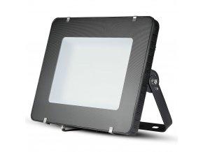 500W LED reflektor, 120lm/W, (60000lm) černý, Samsung chip