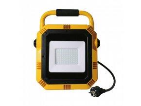 LED pracovní světlo 50W (4000lm), 100°, IP44, Samsung chip (Barva světla Studená bílá 6400K)