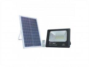 Solární panel se solárním reflektorem, 50W, 4200lm, IP65, 25000mAh (Barva světla Studená bílá 6000K)