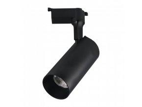 LED kolejnicové svítidlo 30W (2100lm), 24°, černé, Samsung chip (Barva světla Neutrální bílá 4000K)