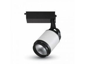 LED kolejnicové svítidlo PRO, 10W (800lm), 24°, bílé (Barva světla Studená bílá 6000K)