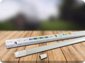Led Trubice T8, 10W, 60 Cm, G13, Nano Plast, (1100 Lm), Vysocesvítivá A++ (Farba svetla Studená bílá)