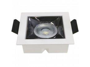 LED reflektorové svítidlo 4W (320lm), Samsung chip, 38° (Barva světla Teplá bílá 2700K)