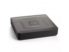 4- kanálový 1080N HD hybridní bezpečnostní DVR rekordér 5v1 s AHD/CVI/TVI/IP/CVBS